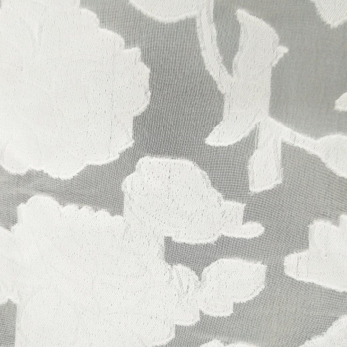 in The Summer of Jacquard 100%Polyester Cut Flowers Fabric