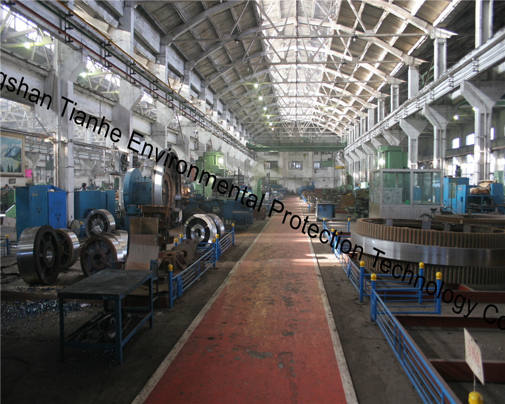 ISO9001: 2008 Ore Dying/ Rotary Dryer for Ore
