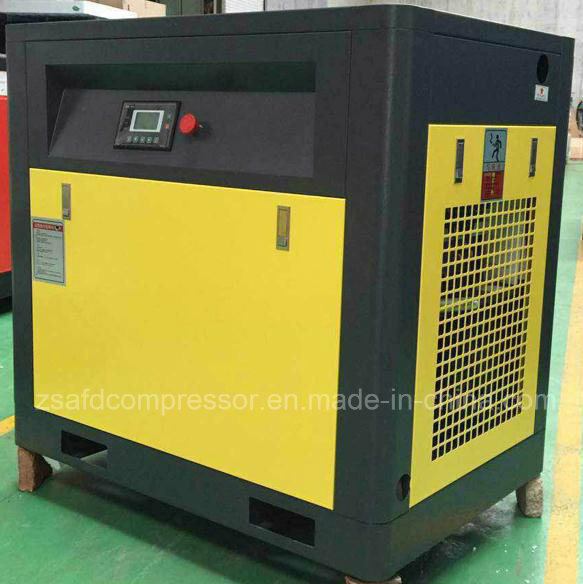 75kw/100HP Two Stage Series Screw Air Compressor Afengda