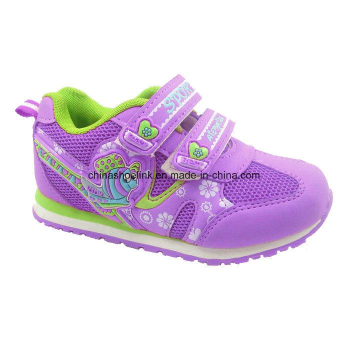 Colorful Kid Shoe, Outdoor Shoes, Sport Shoes, School Shoes