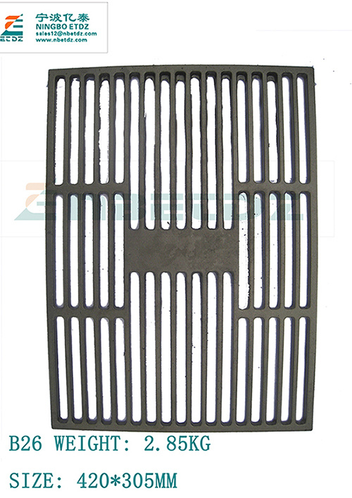 B22 BBQ Accessory, Grill BBQ, Cast Iron Prices Per Kg