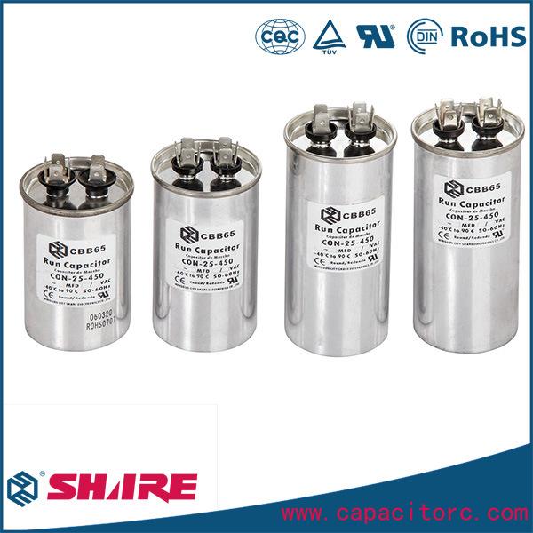 Air Conditioner Spare Parts Cbb65 Capacitor