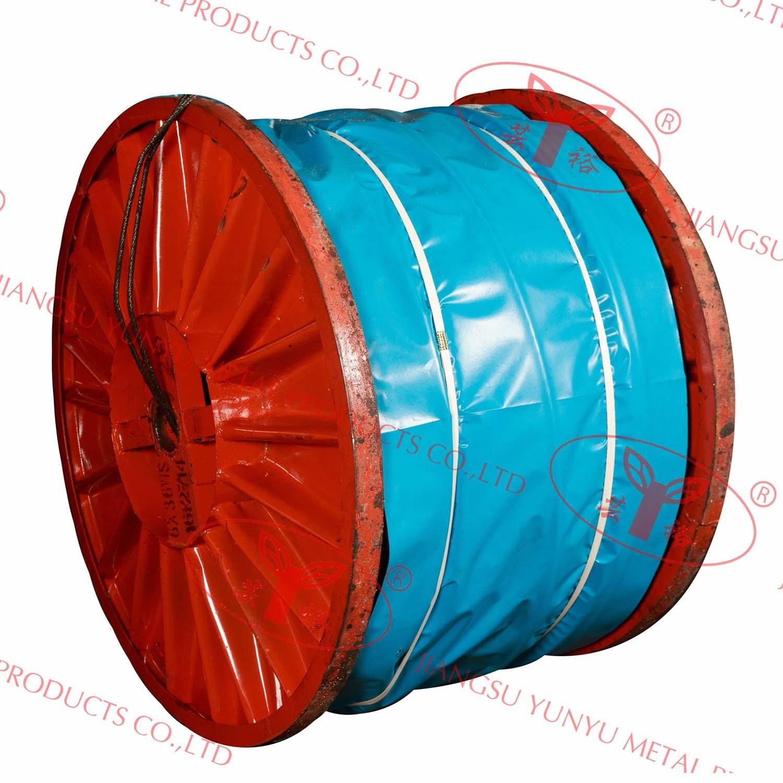 Quality Ungalvanized Steel Cable with ISO9001-2008- 15xk7+Epiwrc