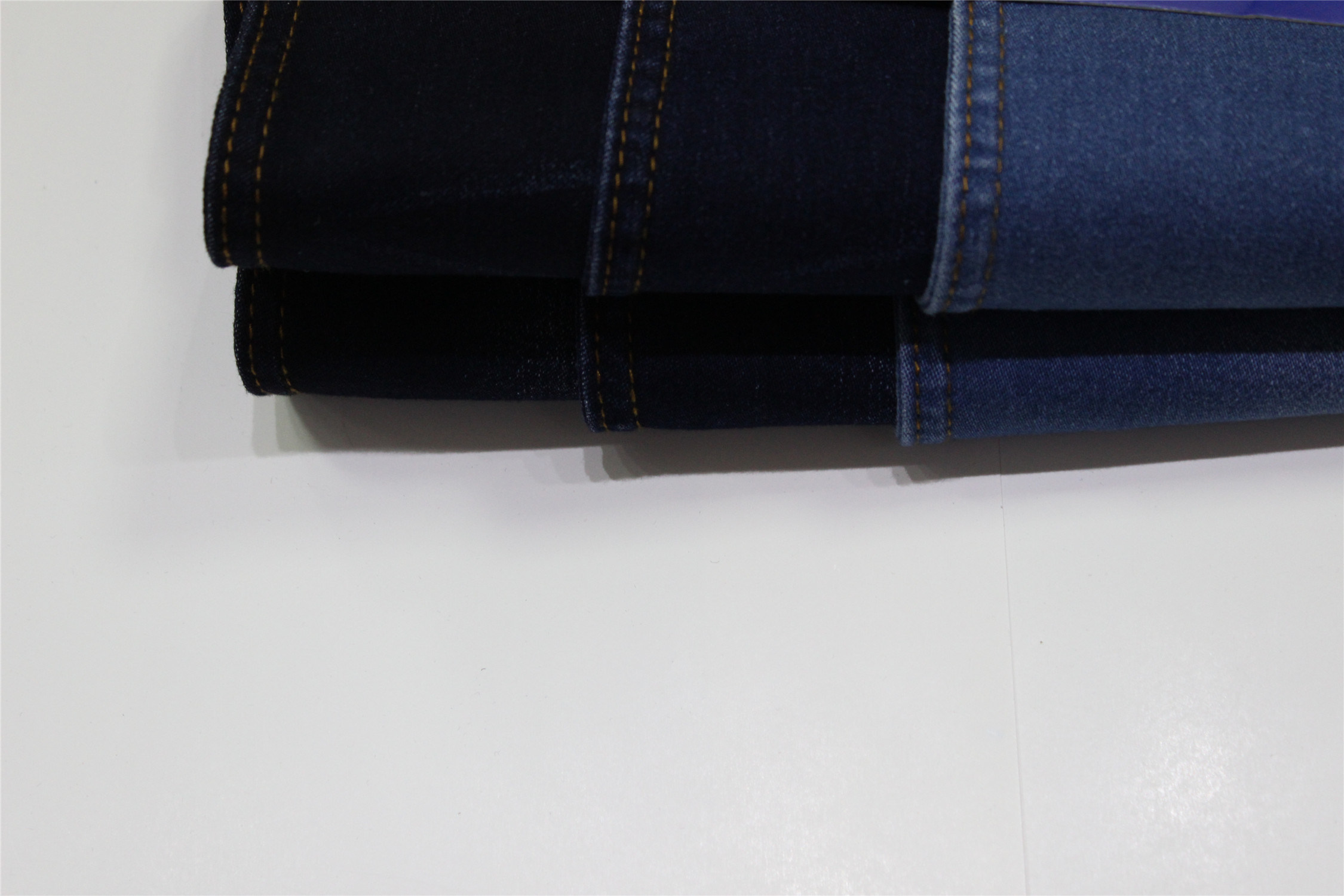 Cotton Polyester Rayon Spandex Denim
