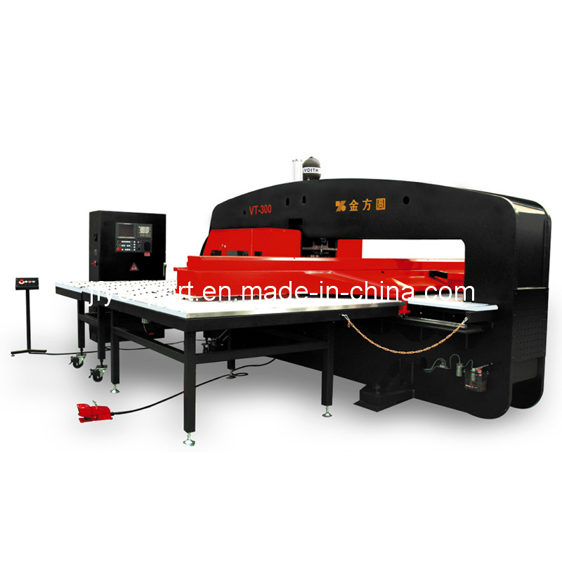 VT Series CNC Turret Punching Machine