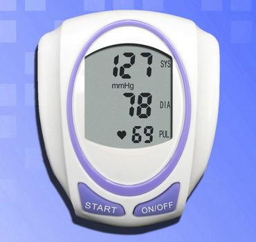 Wrist Blood Pressure Monitor (BPM-BP-201)