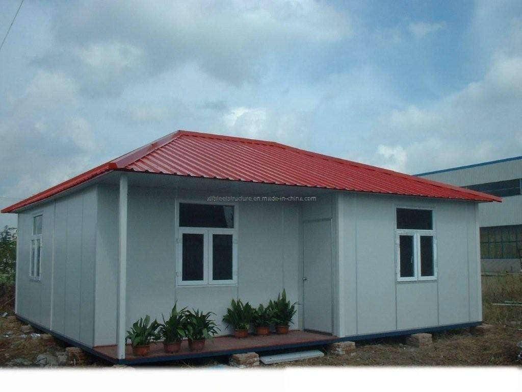 Casa prefabricada de acero alf 022 casa prefabricada - Casa prefabricada acero ...