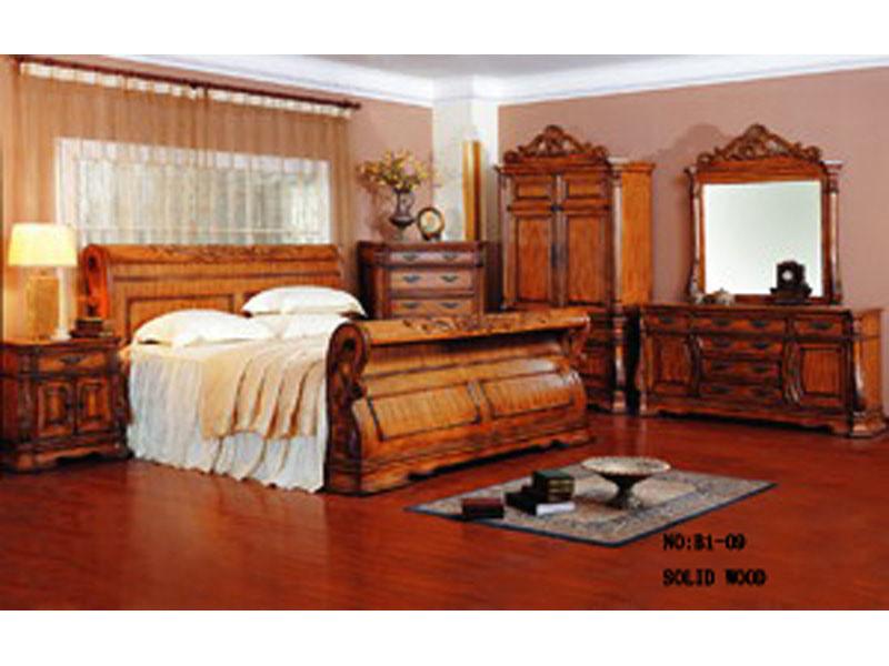 China antique bedroom setsr1 01 china solid wood for Antique bedroom sets