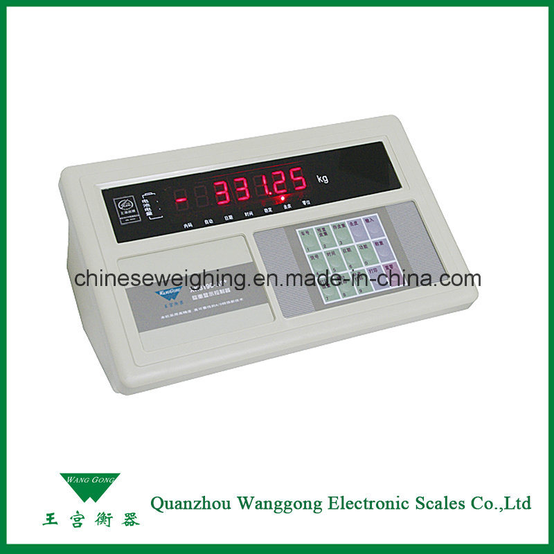 Weighing Indicator for Truck Scales