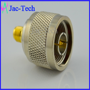 Adapter Connector RP-SMA to F RF Coaxial Connector