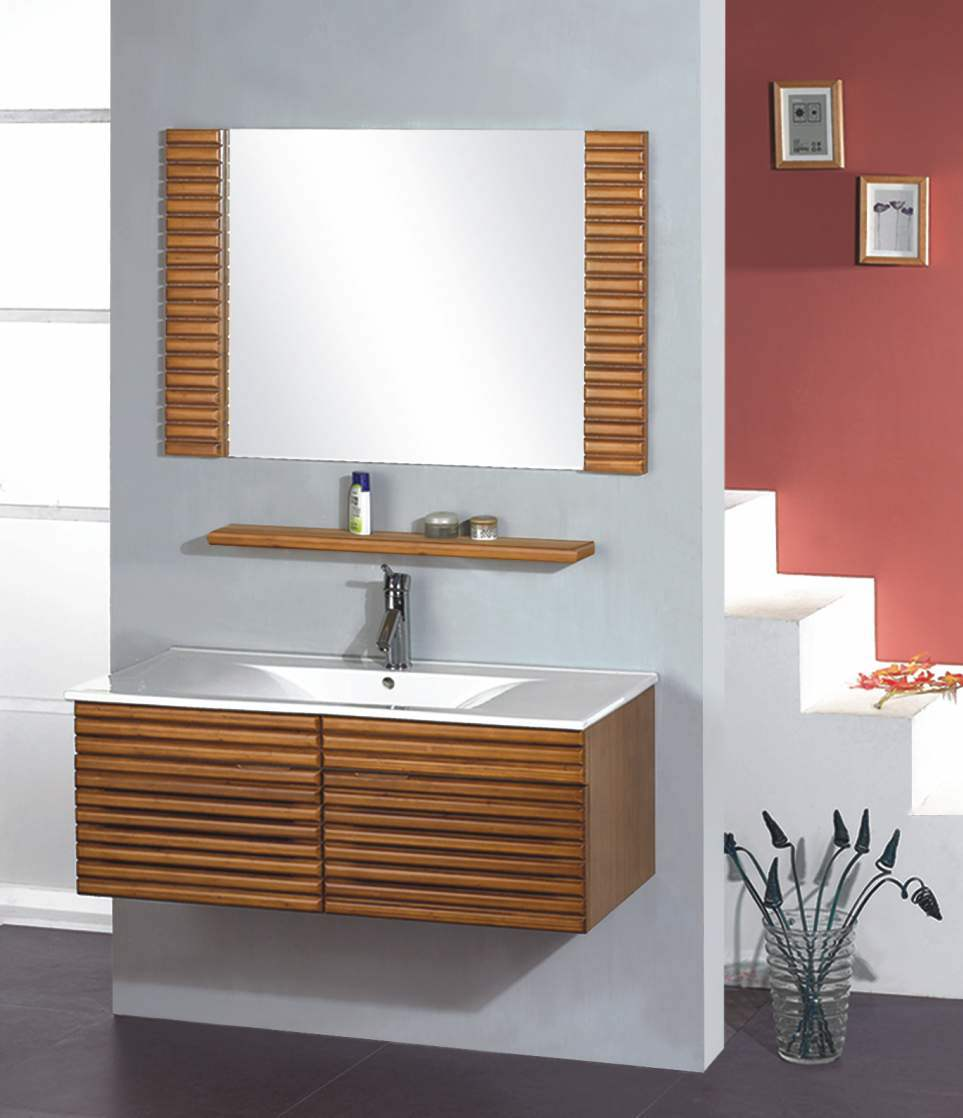 bamboo bathroom cabinet go 012 china bathroom cabinet