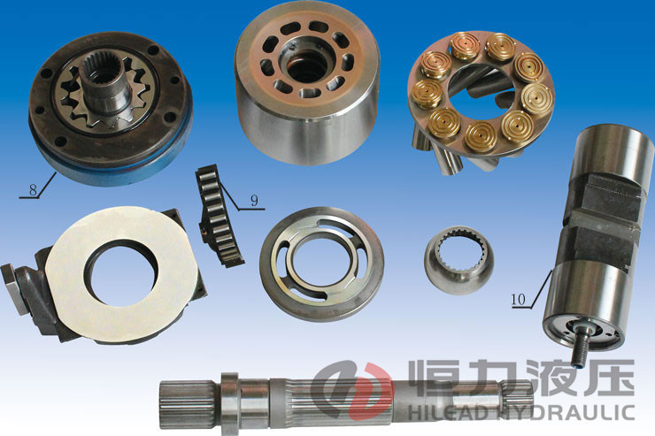Rexroth A4vg Hydraulic Piston Pump Spare Parts (A4VG, A4VTG71, A4VTG90)