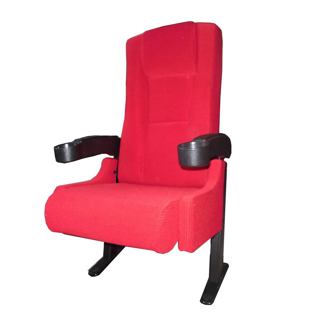 China Movie Theater Seat Auditorium Seating Luxury Cinema Chair (EB02)