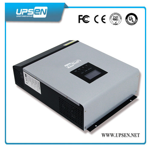 Stackable DC AC Inverter Hybrid Solar Inverter with PWM / MPPT Controller