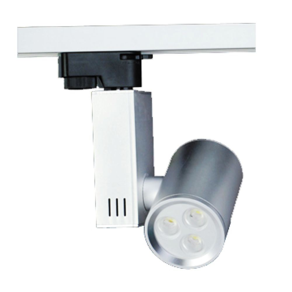 Led Track Lighting China: China 3*1W/3*3W LED Track Light (RL-R1007)