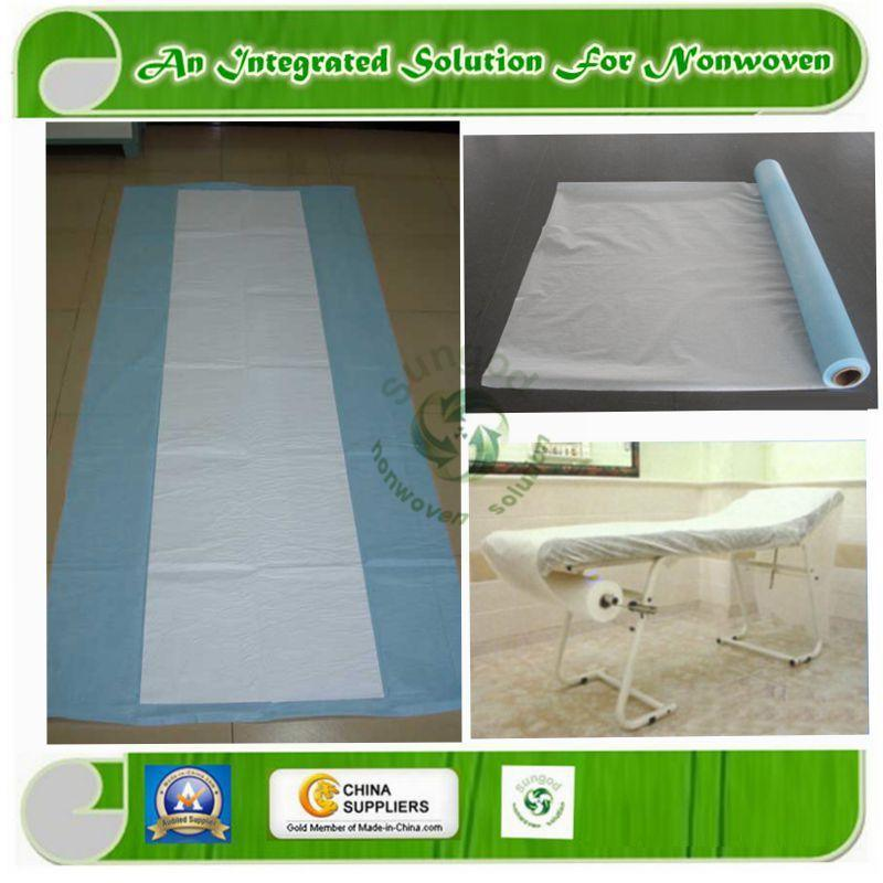 Disposable Absorbent Underpad with Sap