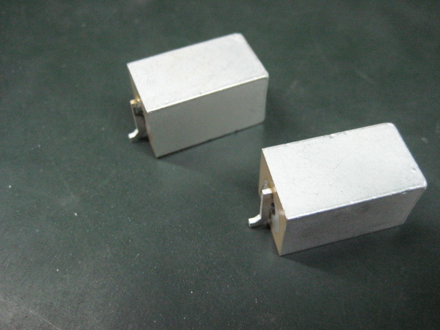 Microwave Dielectric Ceramic Coxial Resonator with 200MHz to 5GHz