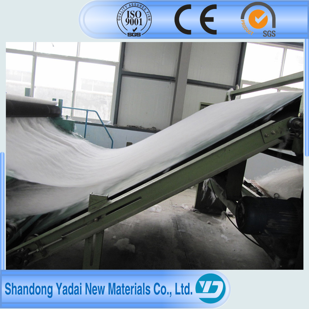 Polyester Non Woven Geotextile Geosynthetics