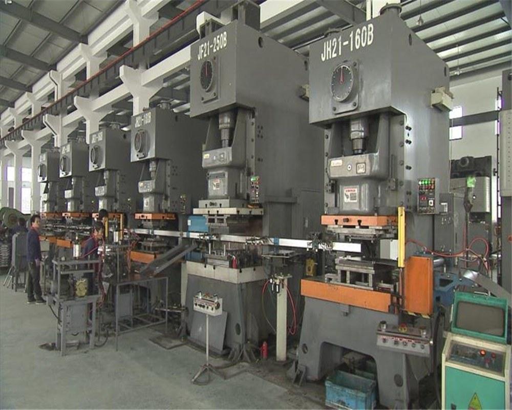 Jl21series Open Back Adjustable Stroke Press Machine