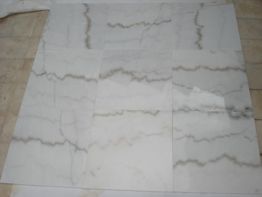 China Marble Slabs - Chinese Carrara White Photos ...