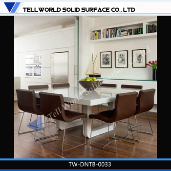 White Dining Table for Sale