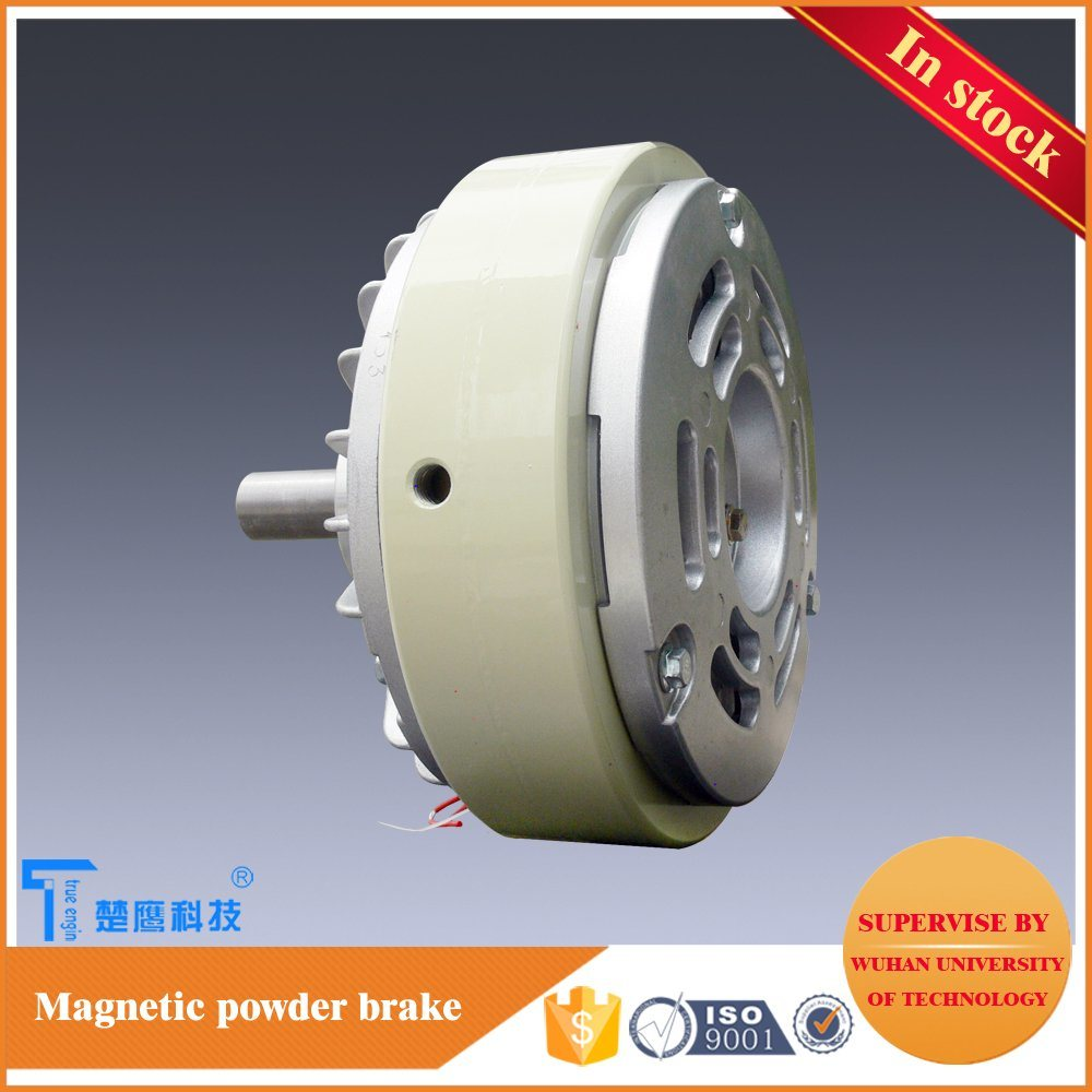 China Factory True Engin Magnetic Powder Brake for Tension Controller 40kg Tz400A-1