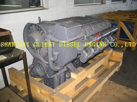 Deutz Air Cooled Diesel Engine (F12L413F)