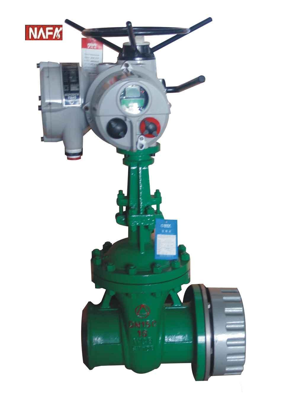 Water seal valve nf 011