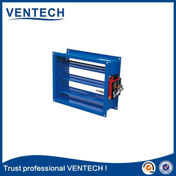 High Quality Ventech Volume Control Damper for Ventilation Use
