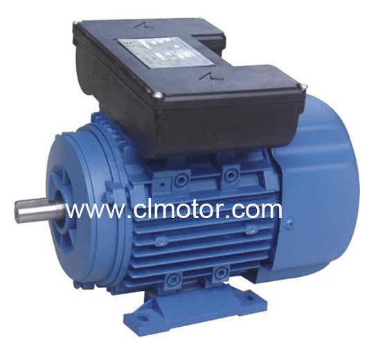 Yl Series Two Value Capacitor Induction Motor China