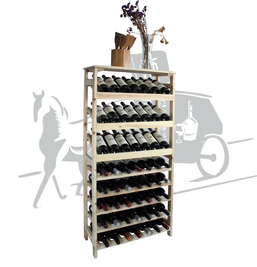 China wood wine rack wr wooden