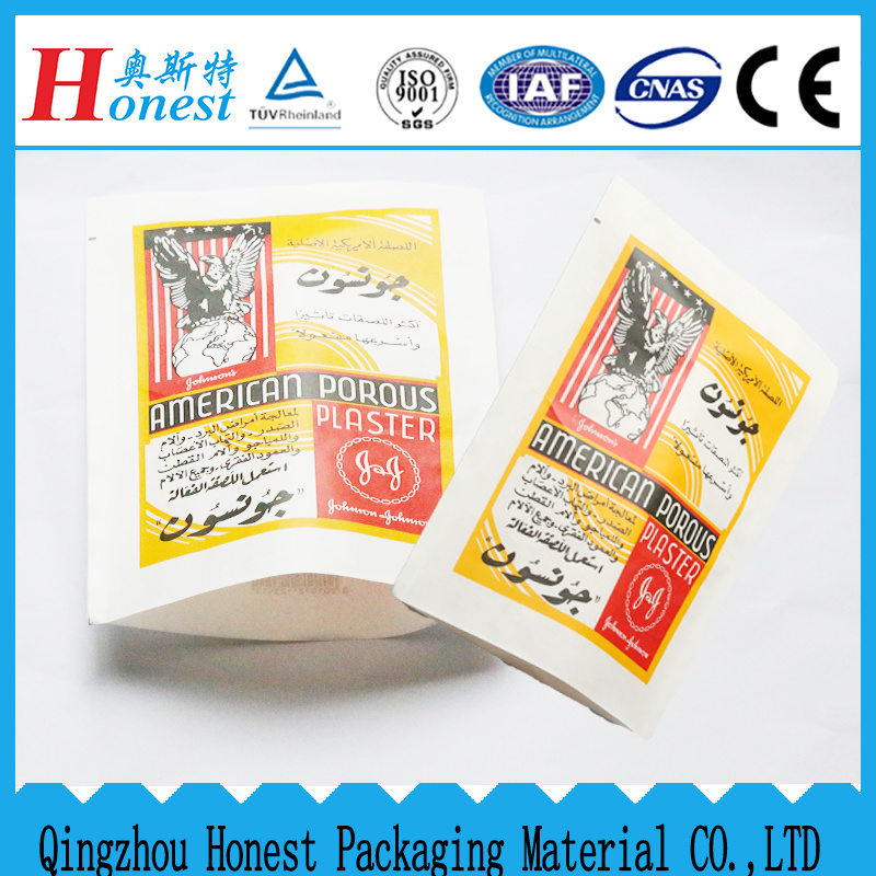 Manufacture China Beautiful PE Coated Paper Bag Design
