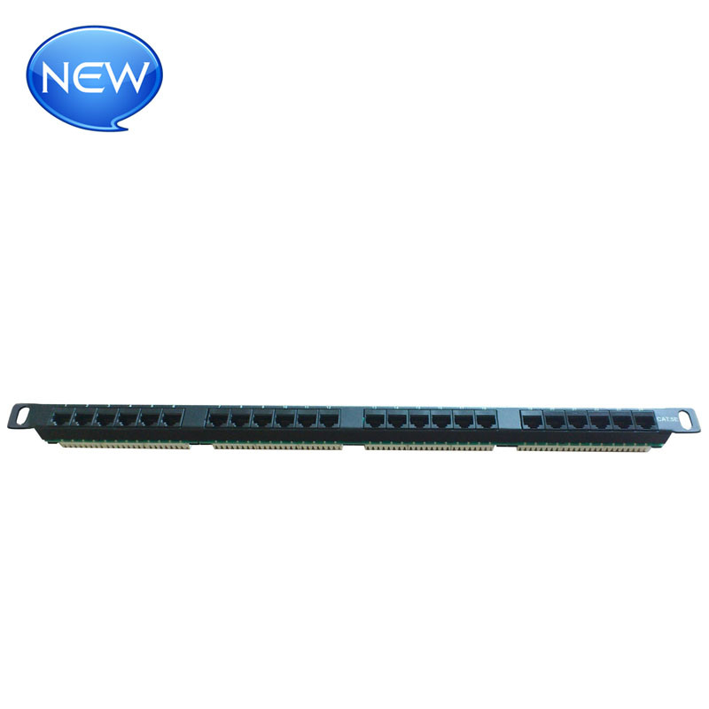 UTP Cat. 6 Patch Panel
