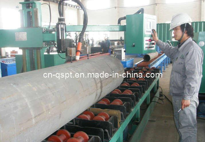 CNC Pipe Flame/ Plasma Beveling & Cutting Machine (Roller Bench Type)