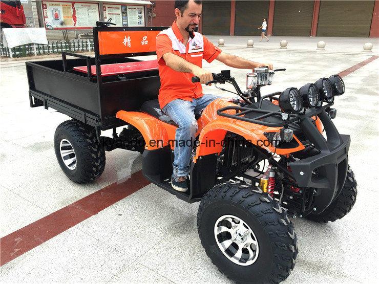 Moto 200cc Utility Quad Bike ATV for Farm
