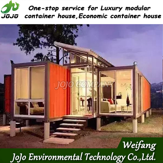Prefab Home Container (Can design according to your idea)