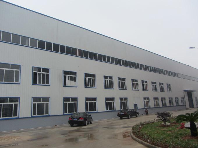 Prefabricated Light Steel Plant/Building Steel Structure