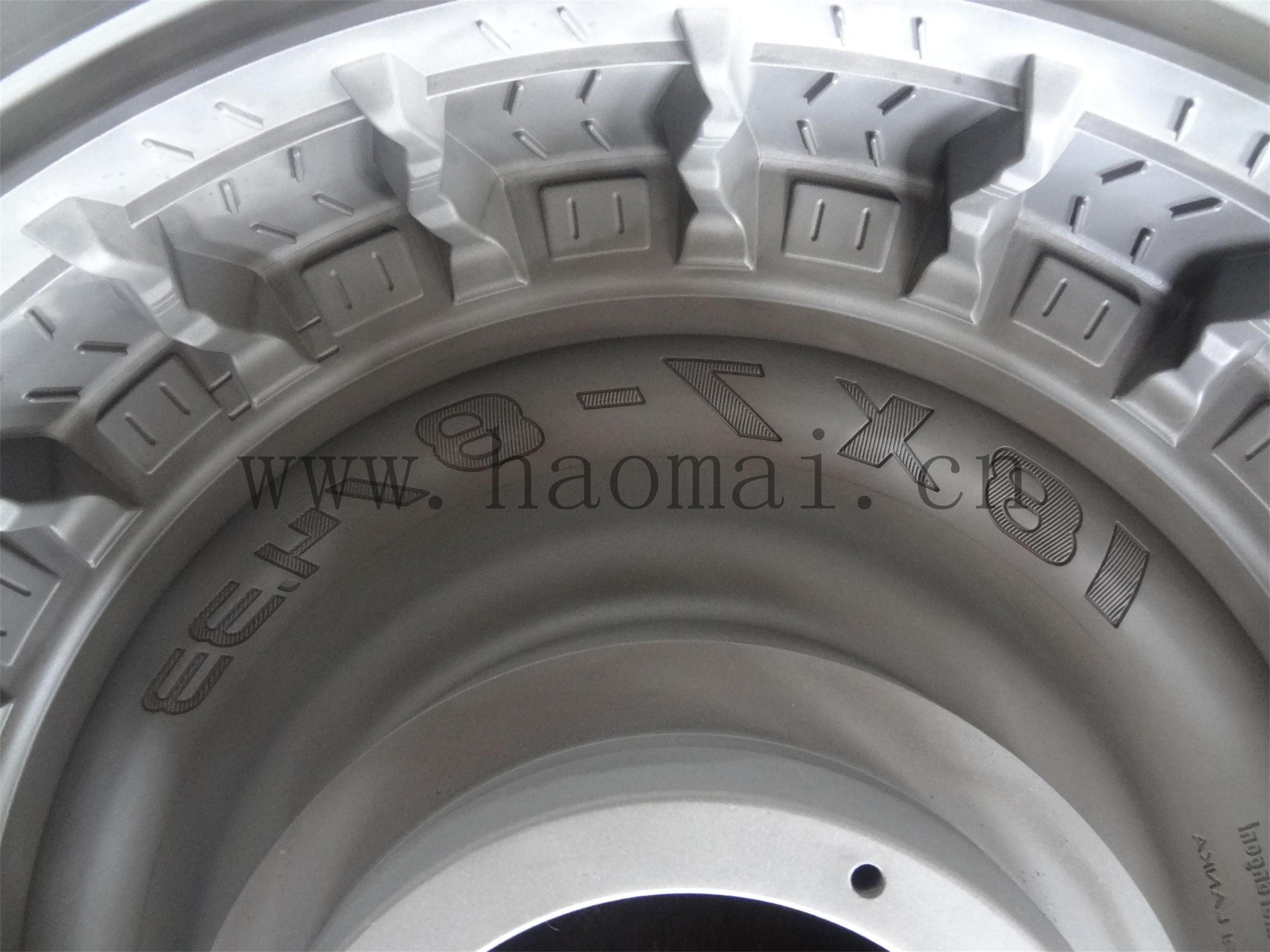 China High Quality Solid Tire Mold