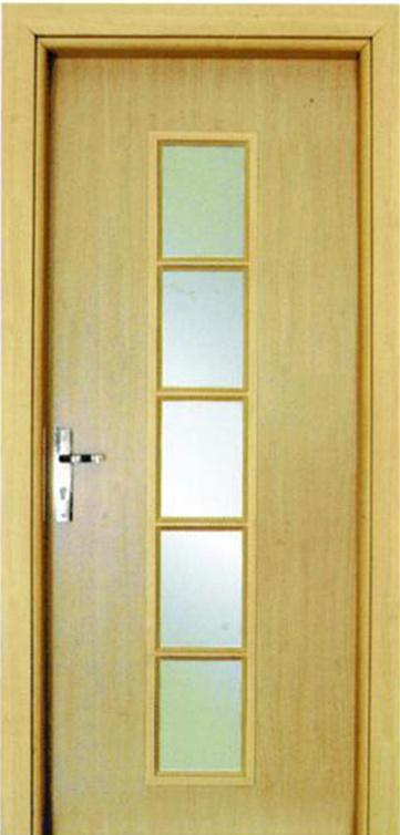 Glass/ French Door/Morden Design Solid Wooden/Timber Door with Kinds Type