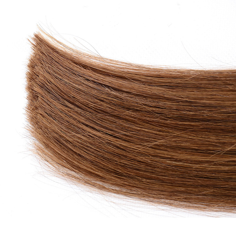 Keratin Hair Extension Straight, U Tip Pre-Bonded Hair Nail Tip Hair