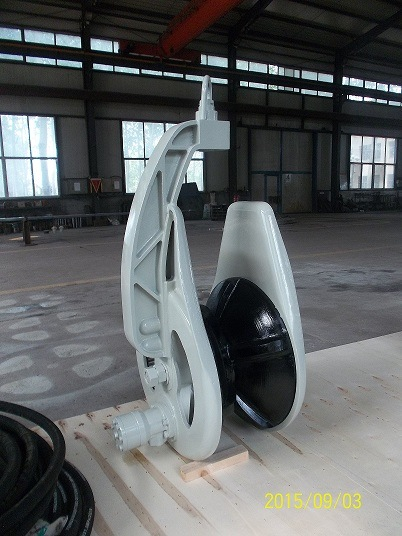 Haisun Marine Hydraulic Vulcanized Rubber Usual Power Block Btw1-20