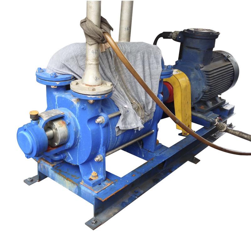 Liquid Ring Vacuum Vaporizing Pumps
