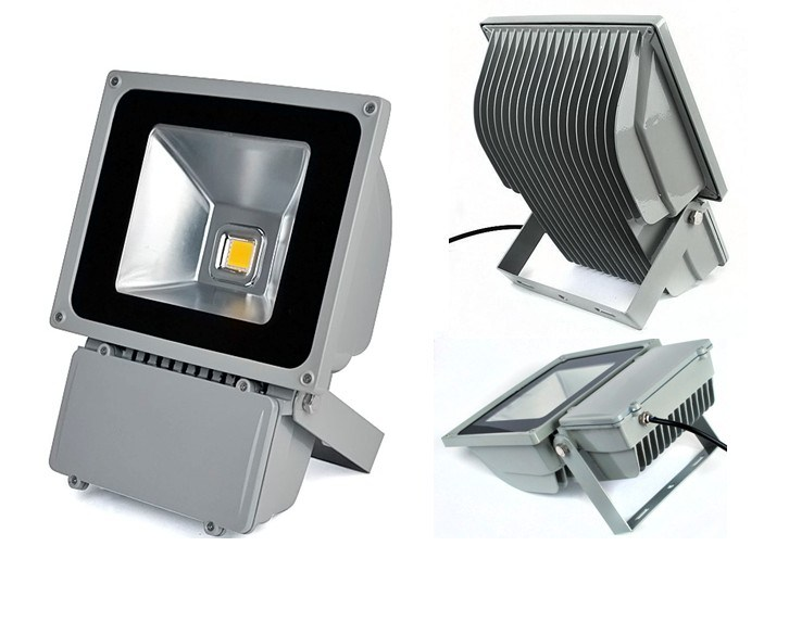 50W IP65 Outdoor COB LED Flood Light with CE RoHS Approval