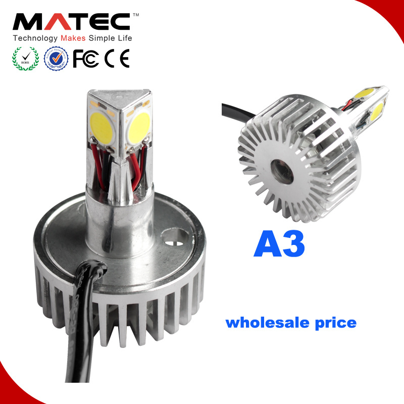 High Performance 2600lm H4 Motorcycle LED Headlight