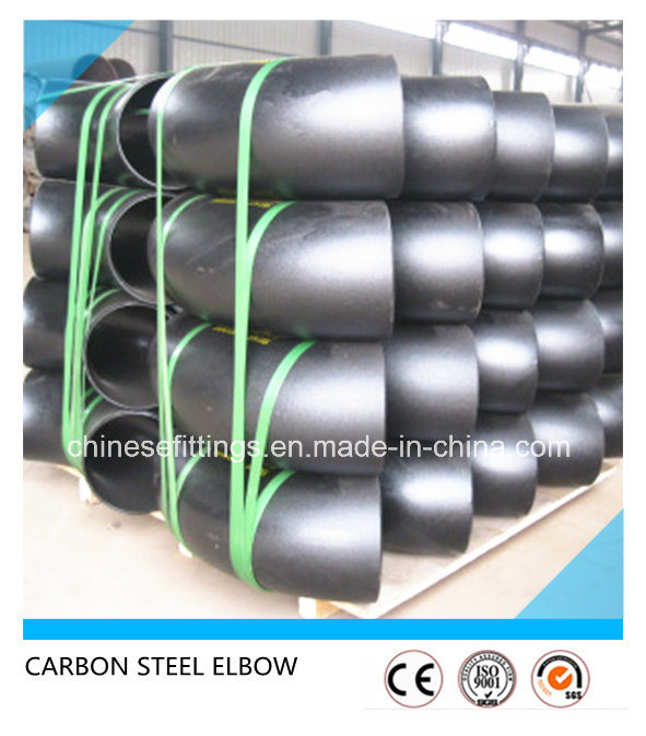 Carbon Steel X52 Pipe Fittings Pure Seamless Steel Elbows