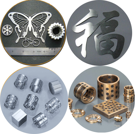 High Quality Laser Cutting Machine for Metal Material