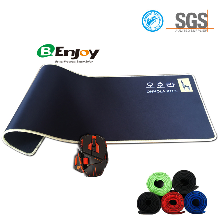 Hot Selling Extra Large Extended Gaming Desk Mat Mouse Pad