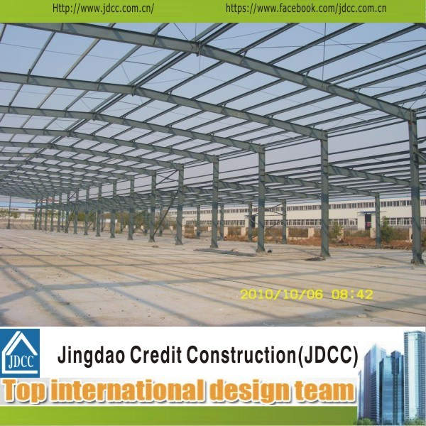 High Quality and Competitive Price Steel Structural Building Warehouse Jdcc1004
