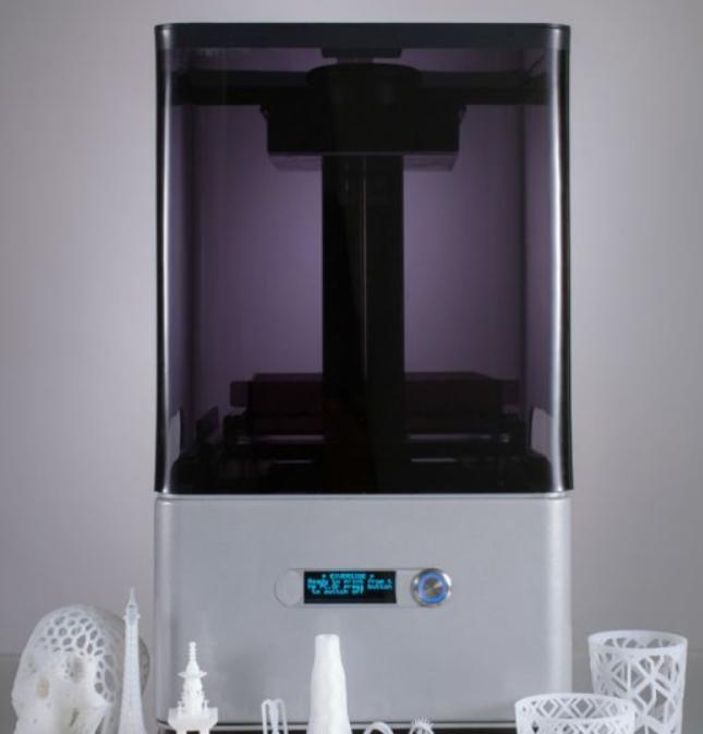 Factory High Precision SLA Desktop Digital 3D Printer on Sale