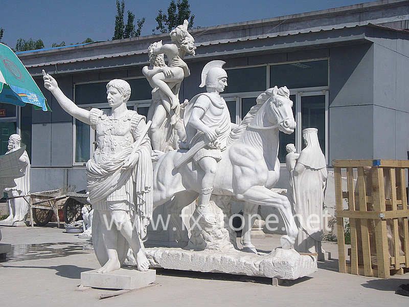 Roman Stone Sculpture (SCULPTURE-111)